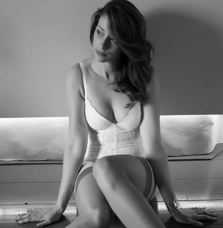 Photo de charme, boudoir