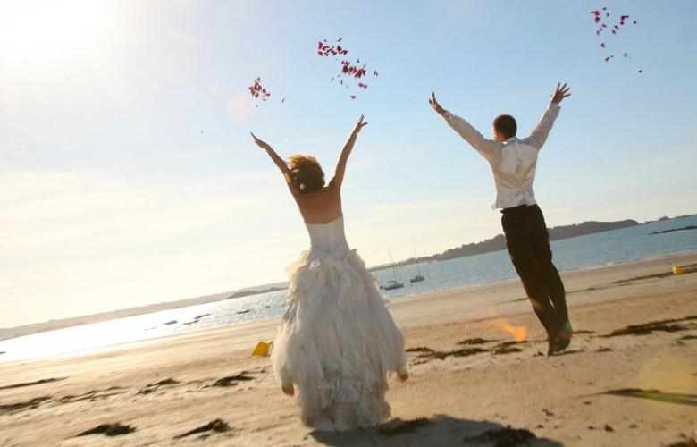 Mariage, portrait de couples