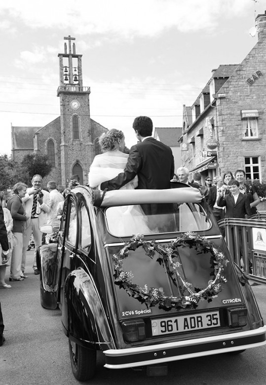 Mariage, reportage le Grand Jour