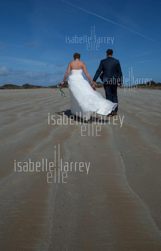 mariage bretagne stmalo dinan saintcast dinard plage photographie couple