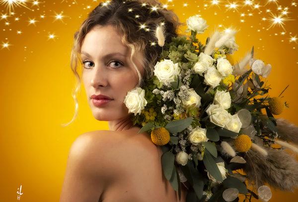 Photo de charme, moment privilégié, plaisir, offrir, cadeau photo, femme